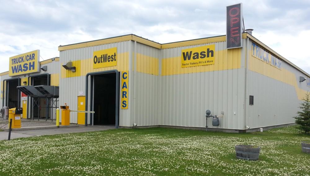 OutWest Truck & Car Wash